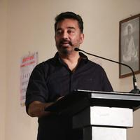 Kamal Haasan - Papanasam Thanks Meet Photos