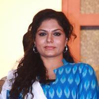 Asha Sarath - Papanasam Thanks Meet Photos