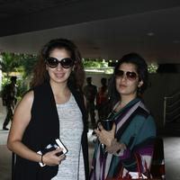 Actress Raai Laxmi spotted at International airport photos | Picture 1078454