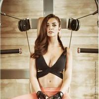 Amy Jackson FHM India photoshoot October Issue | 1155598