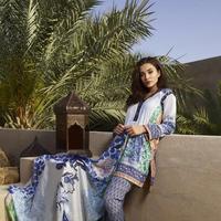 Amy Jackson's Saira Rizwan summer campaign photoshoot