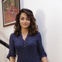 Trisha Krishnan - Sathuranga Vettai 2 Shooting Spot Stills   Picture 1433820