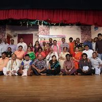 Successful 50th Grand Show of Kasethan Kadavulada Stage Show Event Stills