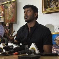 Actor Vishal Press Meet Stills | Picture 1434722