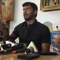 Actor Vishal Press Meet Stills | Picture 1434720