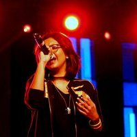 Shakthisree Gopalan Performing In A Stage Photos | Picture 1435517