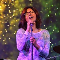 Shakthisree Gopalan Performing In A Stage Photos | Picture 1435515