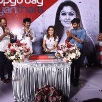 Nayanthara Celebrated Birthday With Sivakarthikeyan Photos