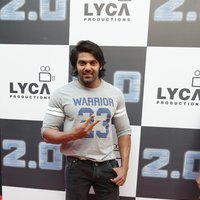 Arya (Actors) - 2.0 First Look Launch Photos | Picture 1436901