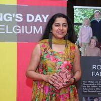 Suhasini Maniratnam - King's Day of Belgium Chennai Event Stills