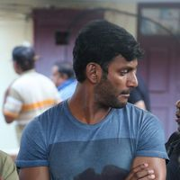 Vishal Krishna - Kollywood Pays Its Last Respects To Director K Subhash Photos | Picture 1438189