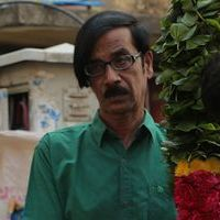 Manobala - Kollywood Pays Its Last Respects To Director K Subhash Photos   Picture 1438139