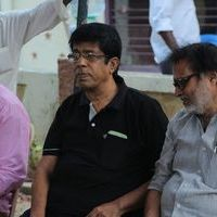 Kollywood Pays Its Last Respects To Director K Subhash Photos