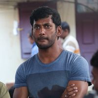 Vishal Krishna - Kollywood Pays Its Last Respects To Director K Subhash Photos | Picture 1438188