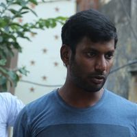 Vishal Krishna - Kollywood Pays Its Last Respects To Director K Subhash Photos | Picture 1438187