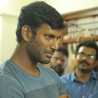 Vishal Krishna - Kollywood Pays Its Last Respects To Director K Subhash Photos | Picture 1438174