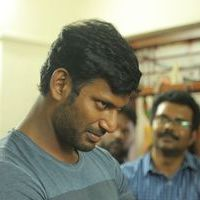Vishal Krishna - Kollywood Pays Its Last Respects To Director K Subhash Photos | Picture 1438175