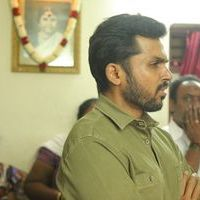 Karthi - Kollywood Pays Its Last Respects To Director K Subhash Photos   Picture 1438163