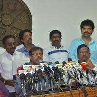 Director Union Press Meet Stills