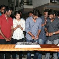 Udhayanidhi Stalin Celebrated his Birthday with Manjima Mohan Photos