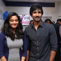 Aadhi and Gayathrie Inaugurated The New Fitness Centre Photos | Picture 1440712