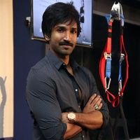Aadhi Pinisetty - Aadhi and Gayathrie Inaugurated The New Fitness Centre Photos | Picture 1440725