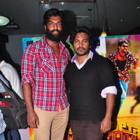 Billa Ranga Movie Team Launches Iceage Cafe at Kondapur Photos
