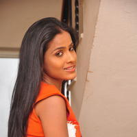 Prasanthi Hot at Anaganaga Movie Success Meet Photos