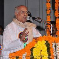 Akkineni Nageswara Rao - ANR Sanmanam 2013 Function Photos
