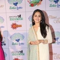 Anushka Shetty - Memu Saitam Dinner with Stars Red Carpet Photos