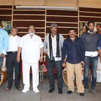 Anukshanam Movie Press Meet Photos