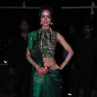 Shanvi Hot at TSR TV9 National Film Awards Photos