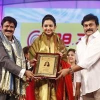 Rakul Preet Singh - TSR TV9 National Film Awards 2015 Photos
