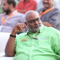 M. M. Keeravani - Baahubali Audio Launch Photos