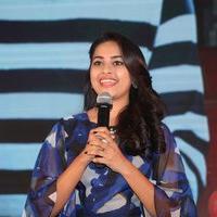 Sri Divya - Okkadochadu Audio Launch Photos