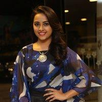 Sri Divya at Okkadochadu Audio Launch Photos