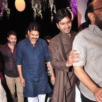 Pawan Kalyan - Talasani Sreenivas Yadav Yaughter Swathi and Ravi kumar Wedding Reception Photos   Picture 1434056