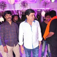 Ali - Talasani Sreenivas Yadav Yaughter Swathi and Ravi kumar Wedding Reception Photos