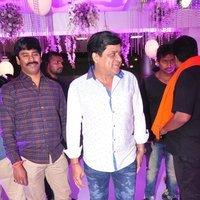 Ali - Talasani Sreenivas Yadav Yaughter Swathi and Ravi kumar Wedding Reception Photos