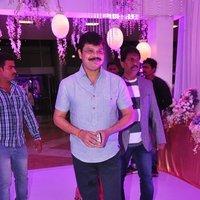 Boyapati Srinu - Talasani Sreenivas Yadav Yaughter Swathi and Ravi kumar Wedding Reception Photos | Picture 1434161
