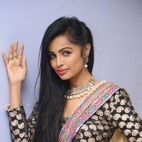 Hashika Dutt at Kadambari Movie Trailer Launch Photos | Picture 1435232
