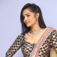 Hashika Dutt at Kadambari Movie Trailer Launch Photos | Picture 1435226