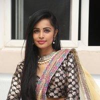 Hashika Dutt at Kadambari Movie Trailer Launch Photos | Picture 1435241