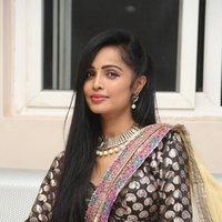 Hashika Dutt at Kadambari Movie Trailer Launch Photos | Picture 1435239