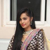 Hashika Dutt at Kadambari Movie Trailer Launch Photos | Picture 1435240