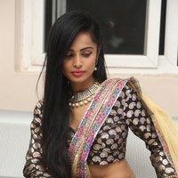 Hashika Dutt at Kadambari Movie Trailer Launch Photos | Picture 1435238
