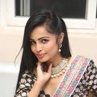 Hashika Dutt at Kadambari Movie Trailer Launch Photos | Picture 1435246