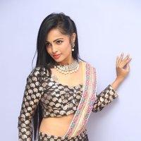 Hashika Dutt at Kadambari Movie Trailer Launch Photos | Picture 1435227