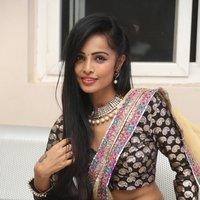 Hashika Dutt at Kadambari Movie Trailer Launch Photos | Picture 1435236