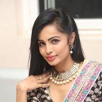 Hashika Dutt at Kadambari Movie Trailer Launch Photos | Picture 1435248